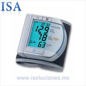 Baumanometro digital de muñeca BPW100 de Microlife